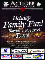 Action Old Town Newhall Holiday Flyer
